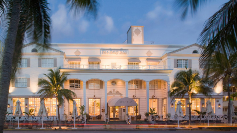 The Betsy Hotel – South Beach